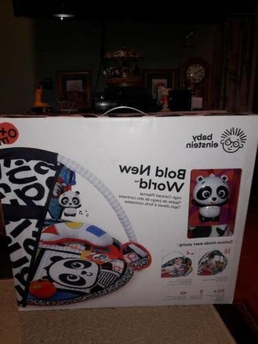 bold new world baby infant high contrast