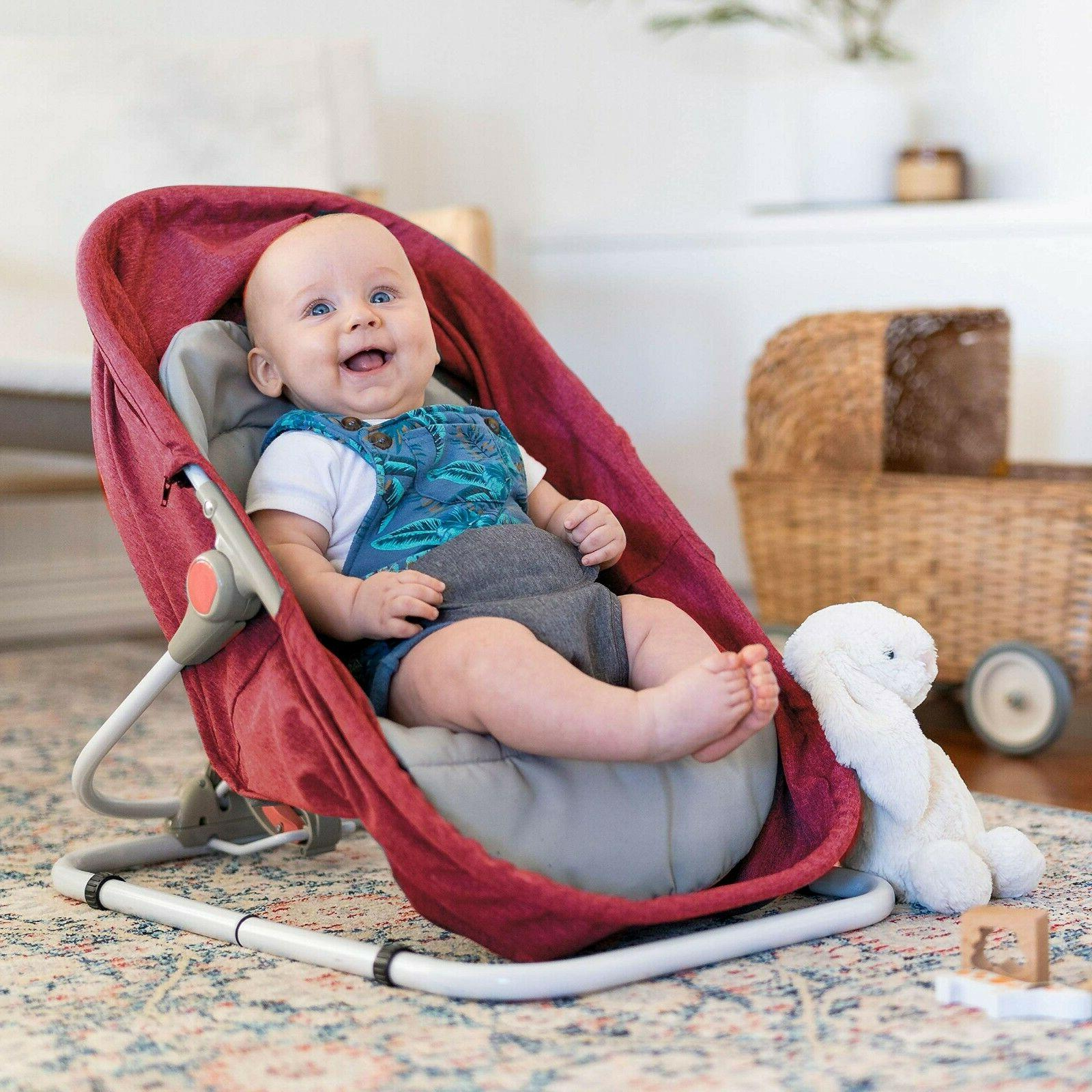 Bouncer Cradle Bed for Infants, Newborns Bassinet