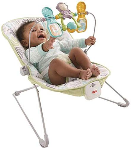 Fisher-Price Baby's Green/Blue/Grey