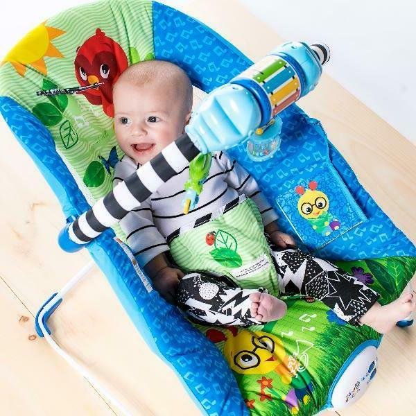 Baby Einstein Bouncer Symphony Comforted 0 to 6