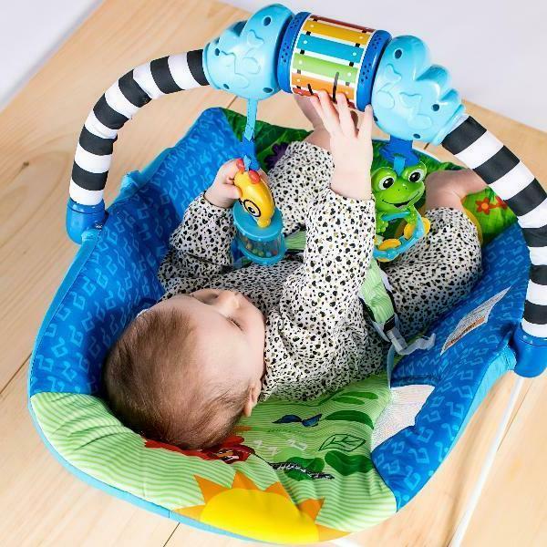 Baby Seat-Neighborhood Symphony Comforted Washable to Month