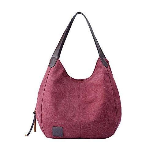 canvas hobo handbags