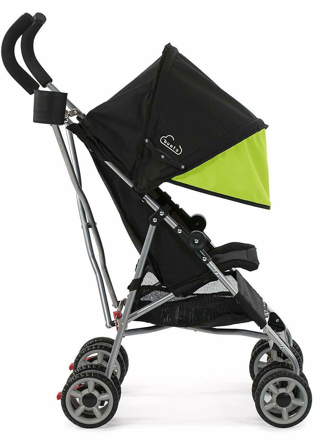 Kolcraft Stroller with Canopy, Spring