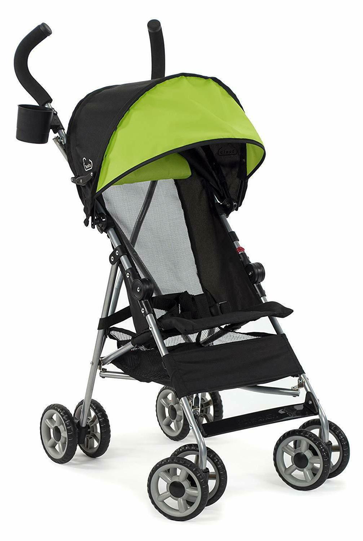 Kolcraft Lightweight Stroller Canopy, Spring Green