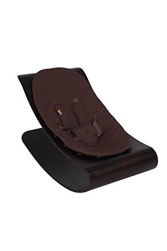 coco stylewood modern baby lounger