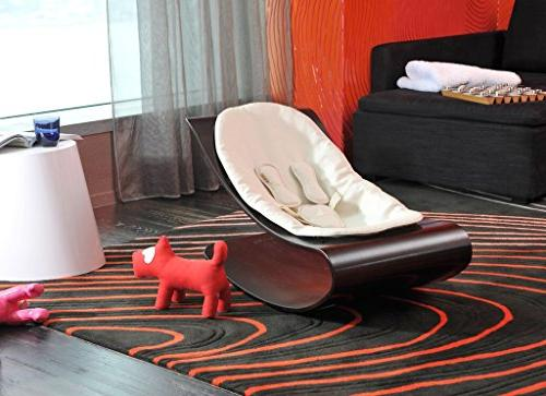 Bloom Stylewood Modern Baby Frame Seat Pad