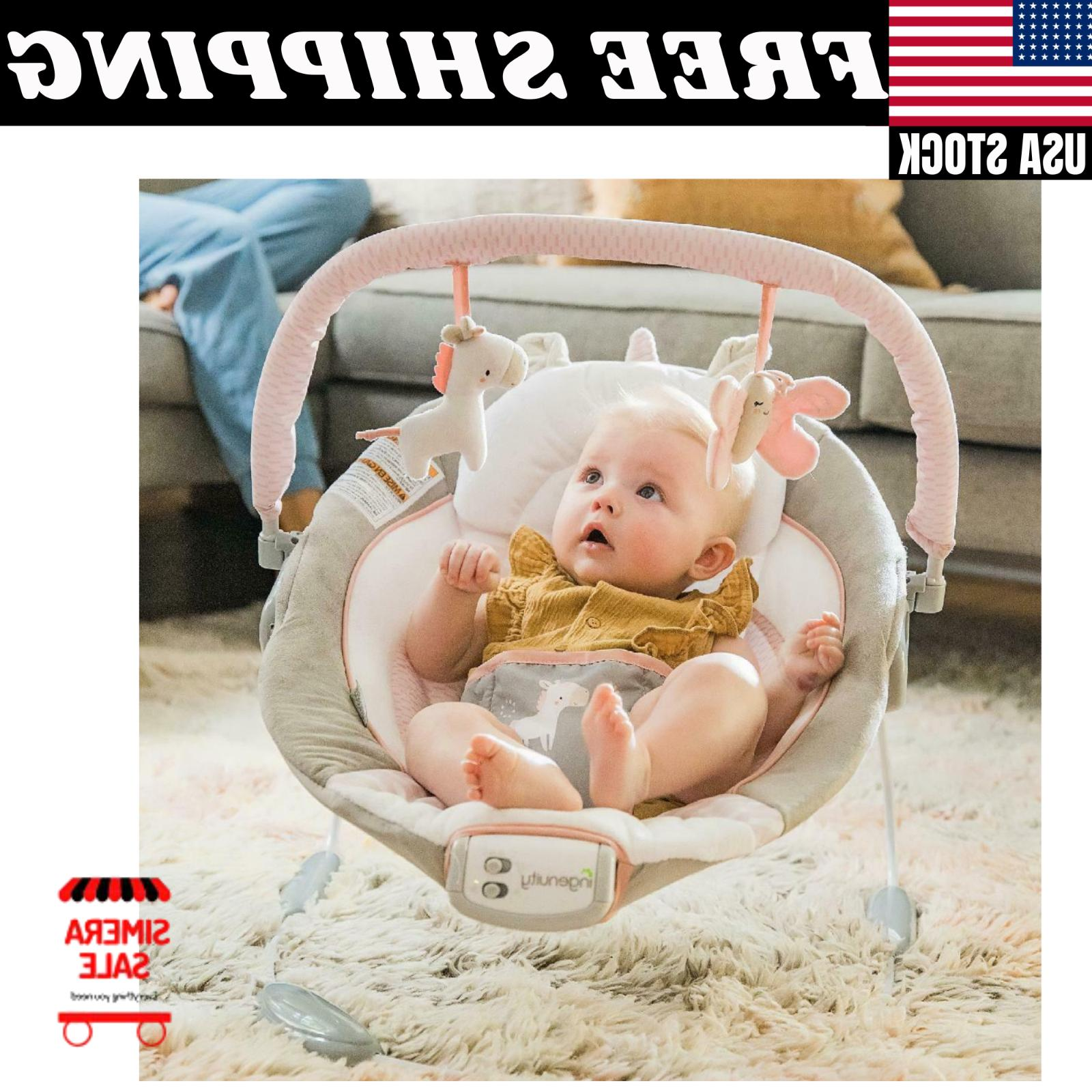 Cradling Bouncer - Seat Baby Infant Vibration