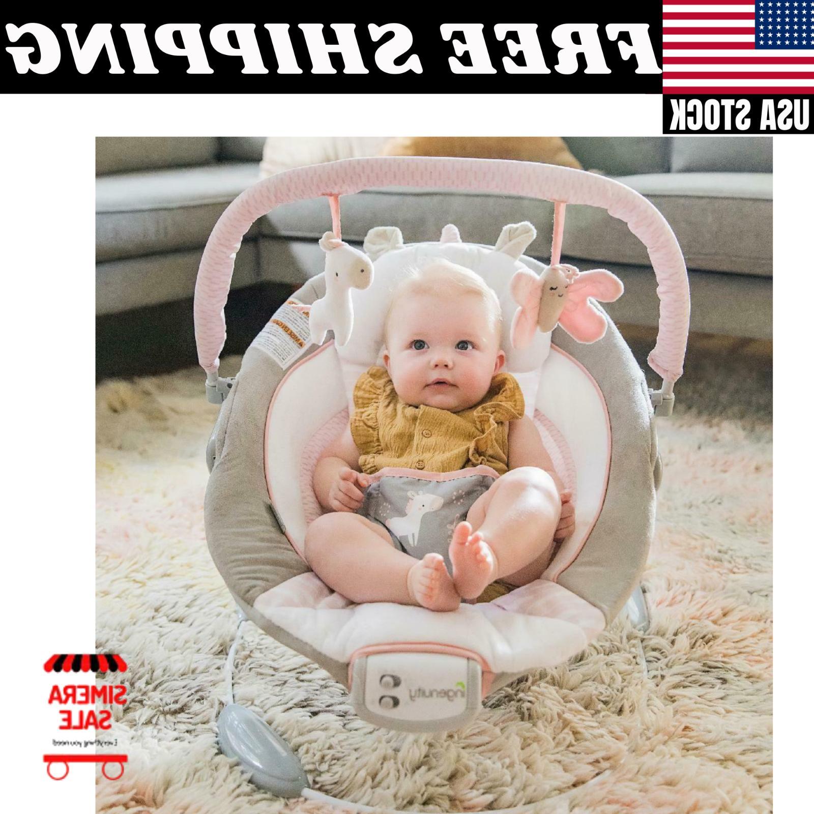 Cradling Infant