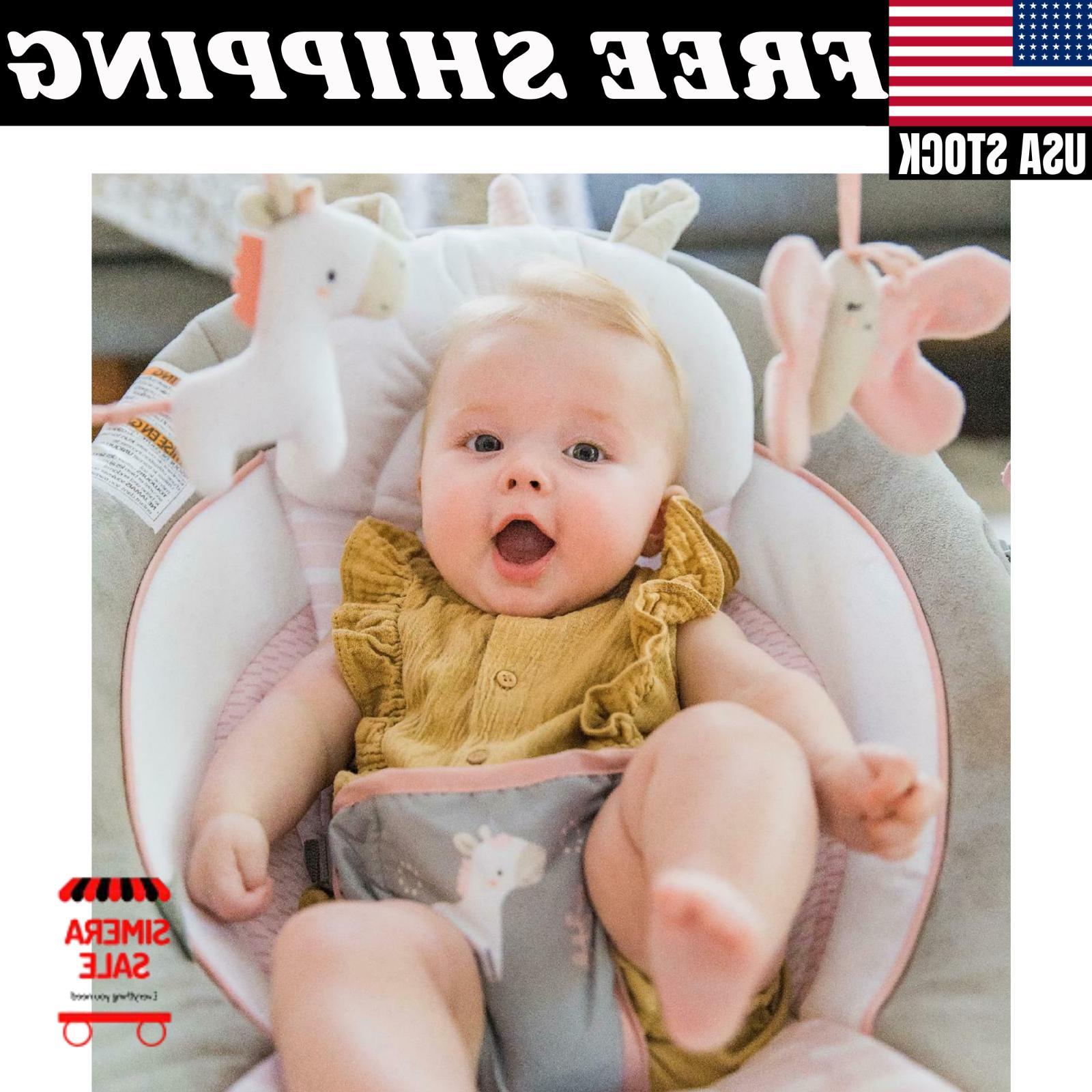 Cradling Bouncer Flora - Infant Vibration New