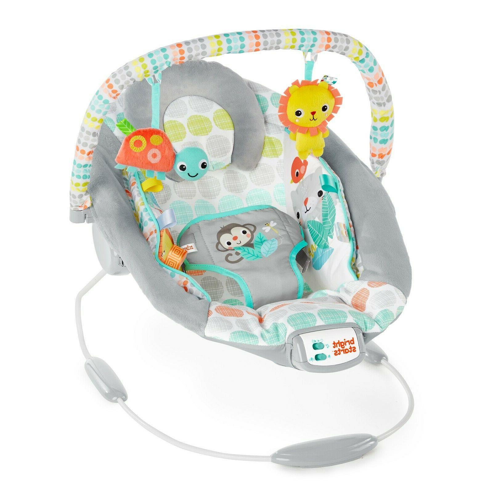 Bright Cradling Bouncer -