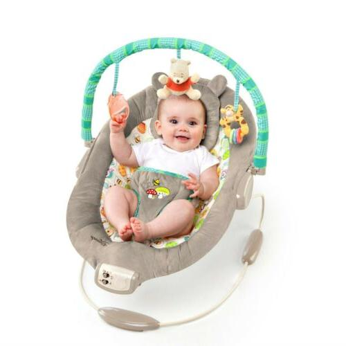 Bright Starts Bouncer Seat - the Pooh & Hunny