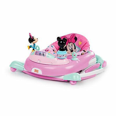 Disney Baby Girl Minnie Mouse Walker Jumper Activity