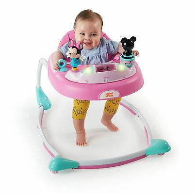 disney baby girl minnie mouse baby walker