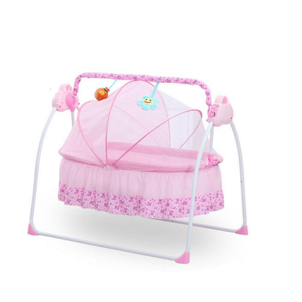 Electric Baby Bluetooth Swing