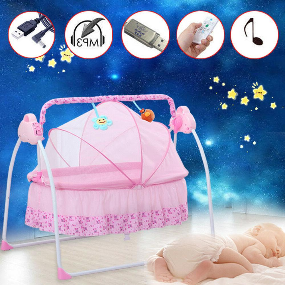 Electric Baby and Bouncer Bluetooth Chair+Mat