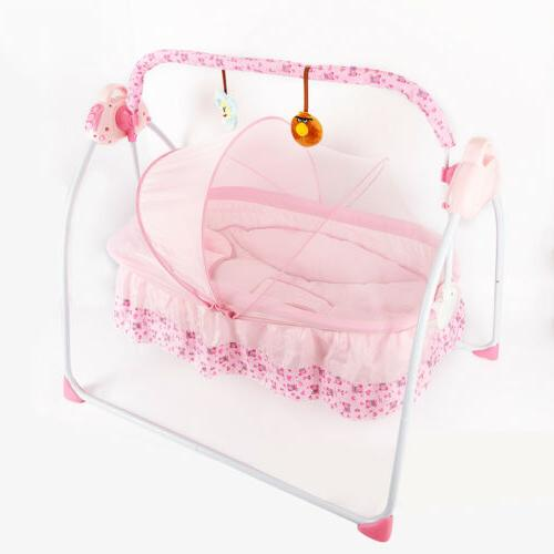 electric baby rockers and bouncer automatic cradle