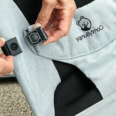 Comfy Bumpy Baby Bouncer Seat Bonus Travel Carry Case