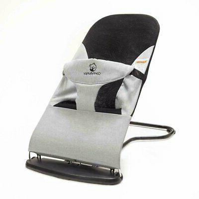 ergonomic baby bouncer seat bonus travel carry