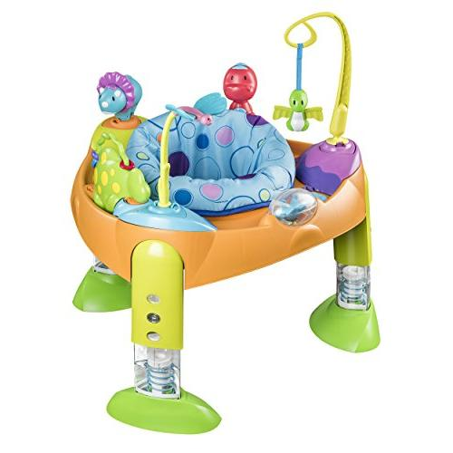 exersaucer fast fold plus go