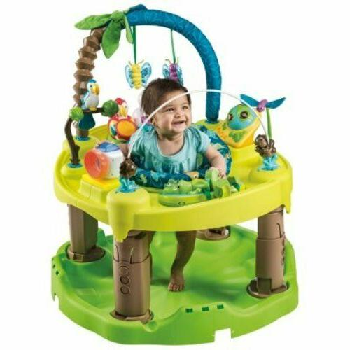 Evenflo Bouncing Saucer, Life in the