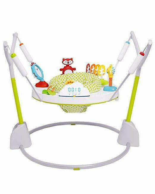 explore and more baby jumper fold away