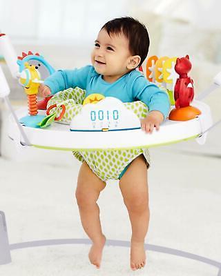 Skip More Jumpscape Foldaway Center Baby Jumper Bounce
