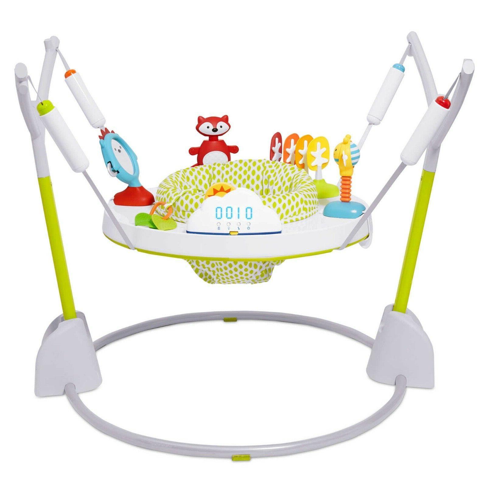 SKIP HOP Baby Explore & More Jumpscape Foldaway Baby Jumper