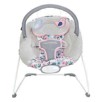 Baby Bouncer 2 Toys Calming Vibrations, Bluebell