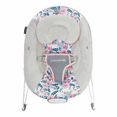Baby Trend EZ Bouncer 2 Toys Vibrations, Bluebell