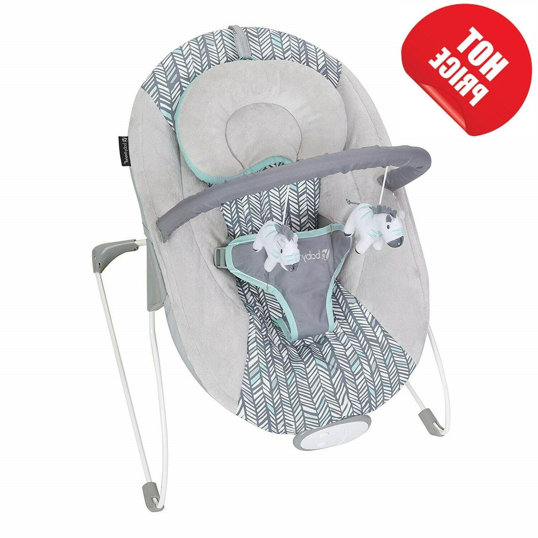 ez bouncer infant toddler rocker seat chair