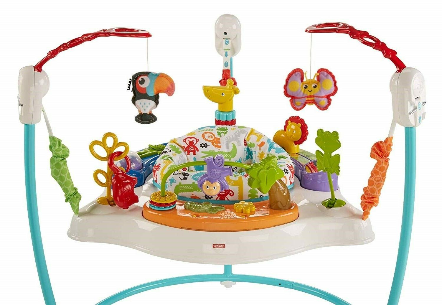 Fisher-Price Jumperoo Baby Bouncer ** **