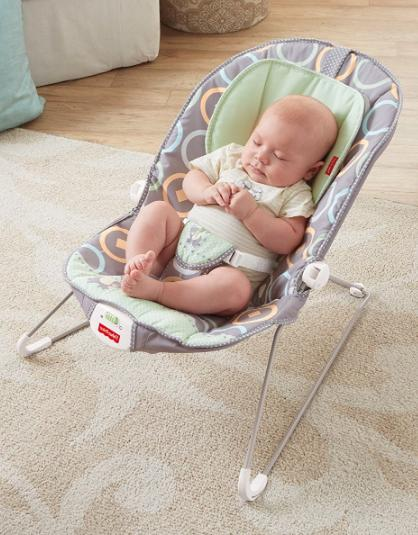 Fisher Luminosity Comfortable Infant