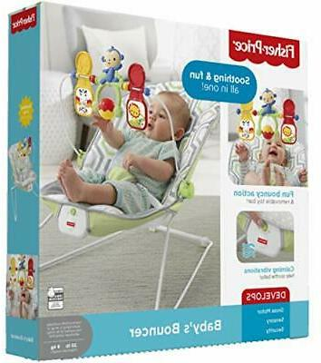 Fisher-Price Baby's Meadow Geo Meadow
