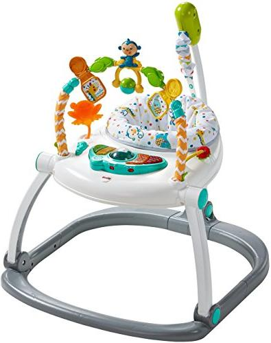 fisher price colourful carnival spacesaver jumperoo