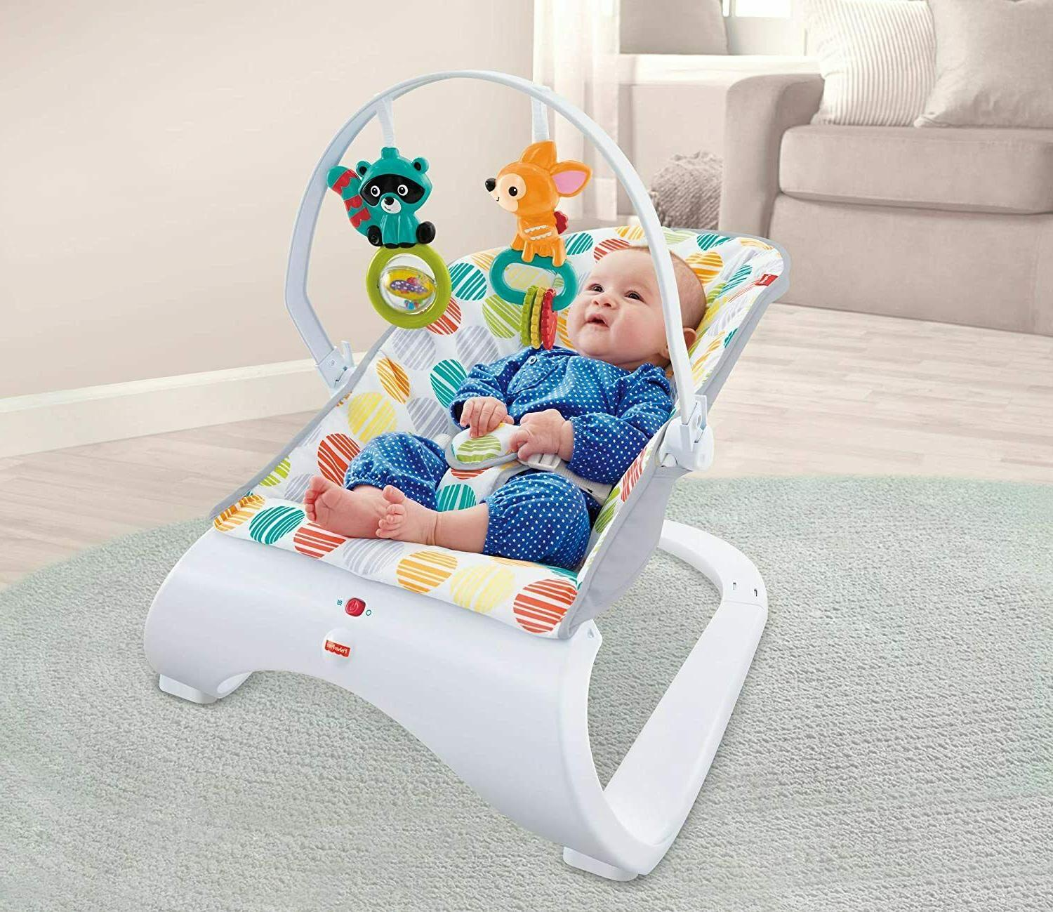 HOT Fisher-Price Comfort Curve Bouncer
