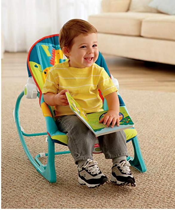 Fisher-Price bouncer, jumper seat