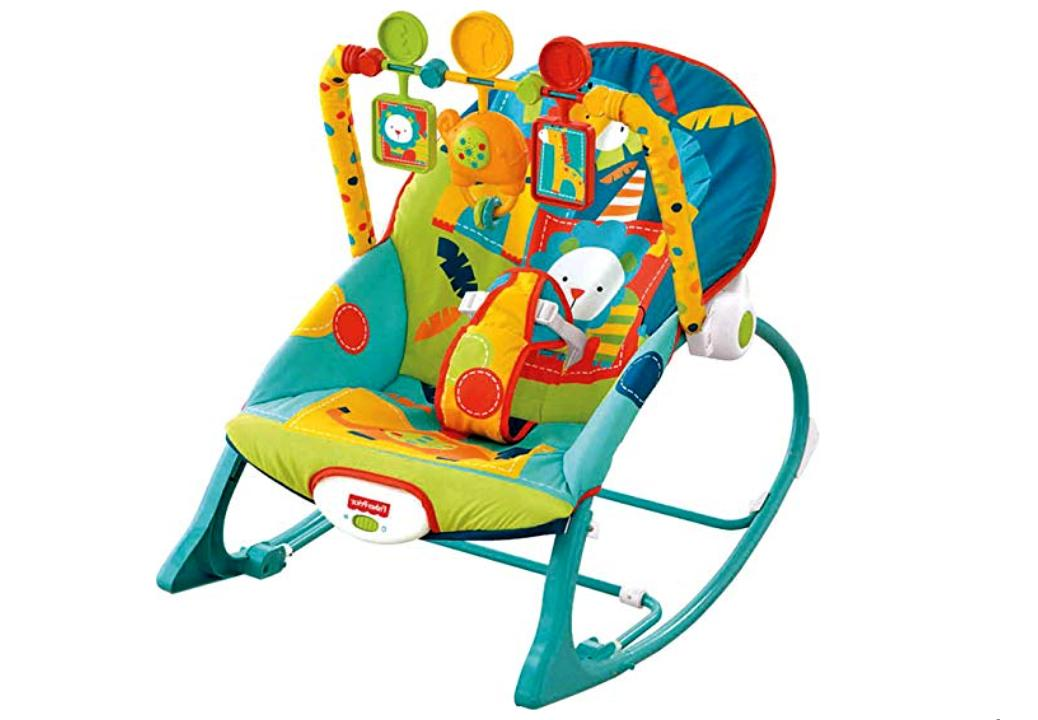 Fisher-Price bouncer, swing