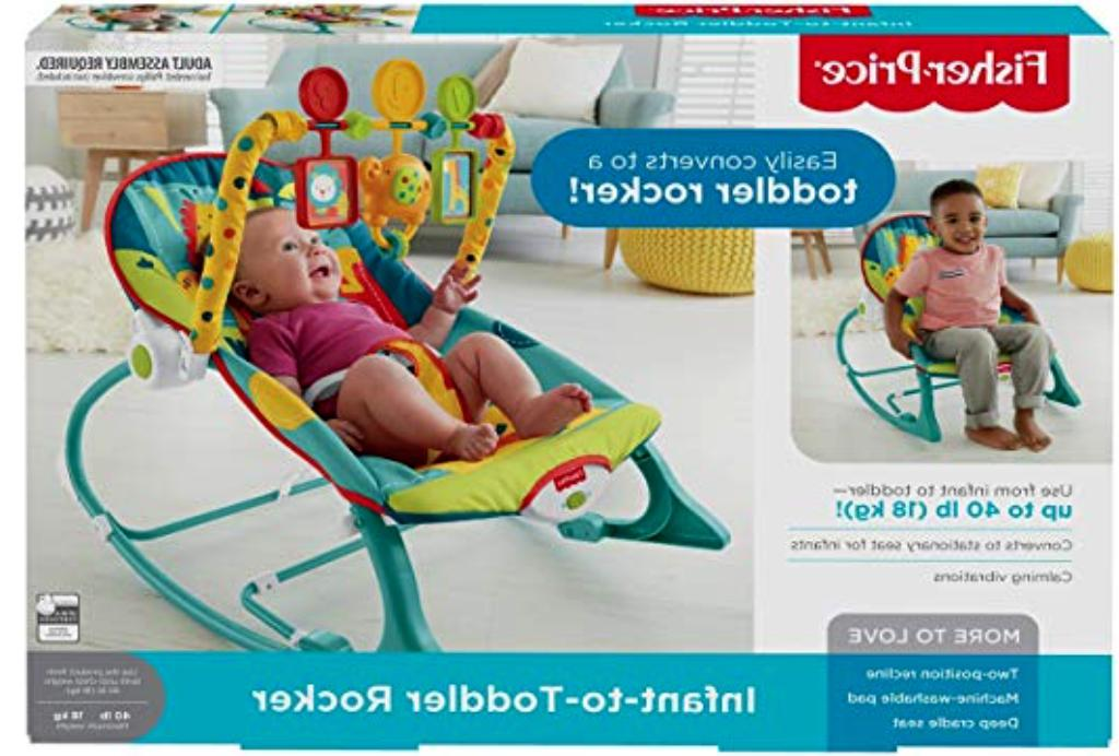 Fisher-Price bouncer, swing seat