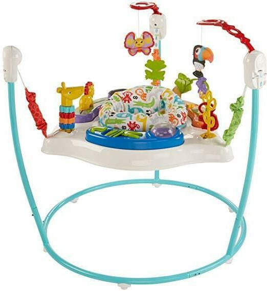 Fisher-Price Jumperoo: Blue