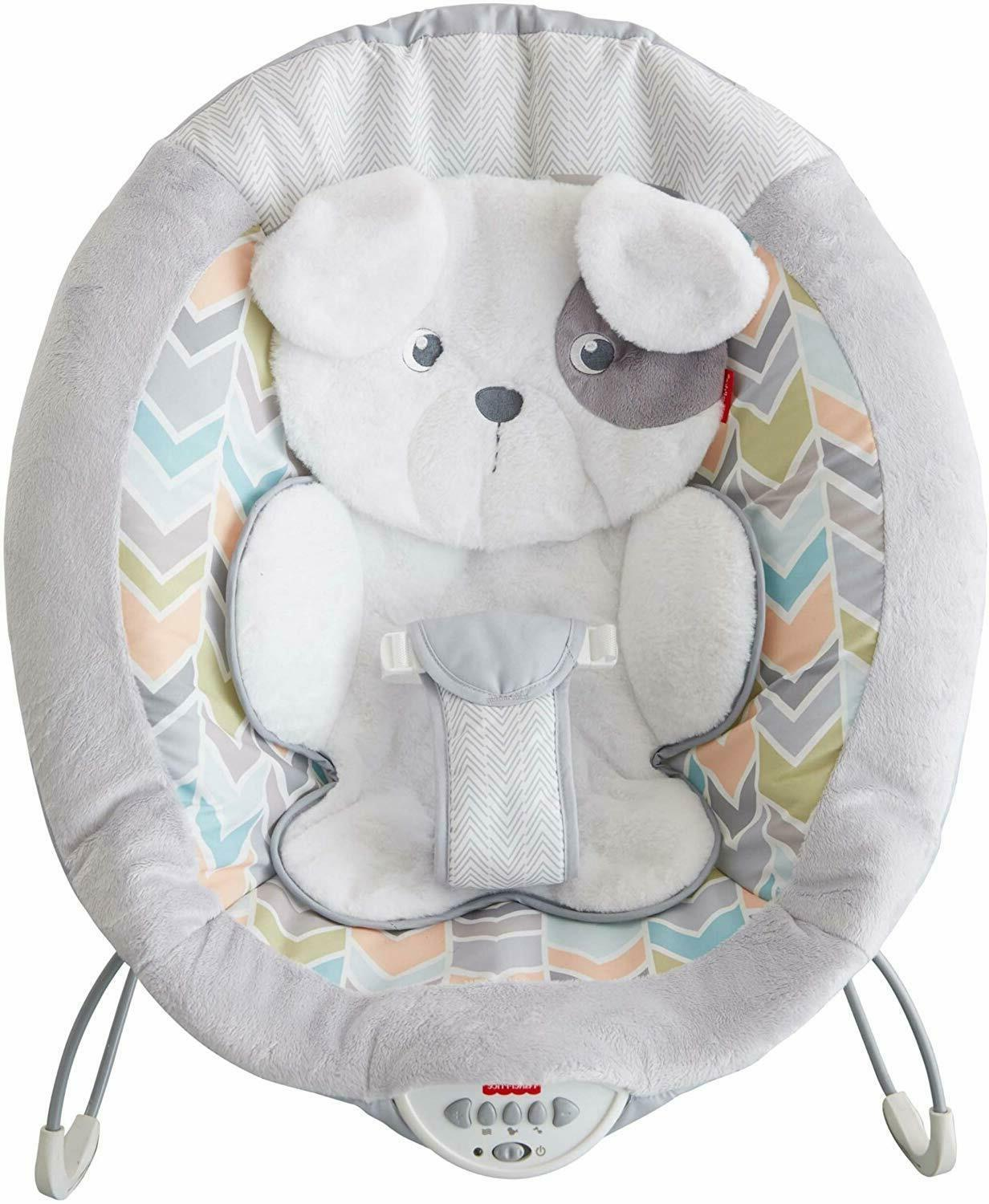 Fisher-Price My Deluxe Bouncer Music