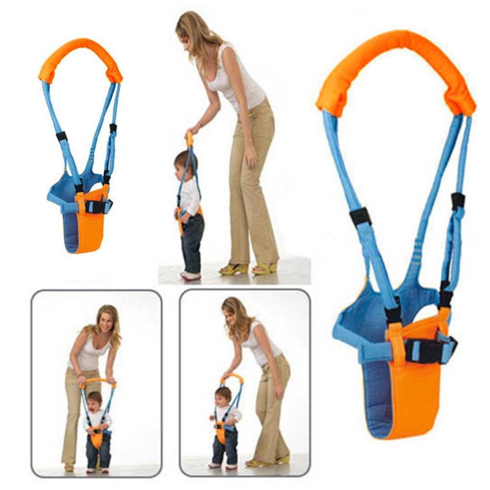 <font><b>Baby</b></font> Walker Adjustable Leashes Walking keeper Harness Kids Carries Belt