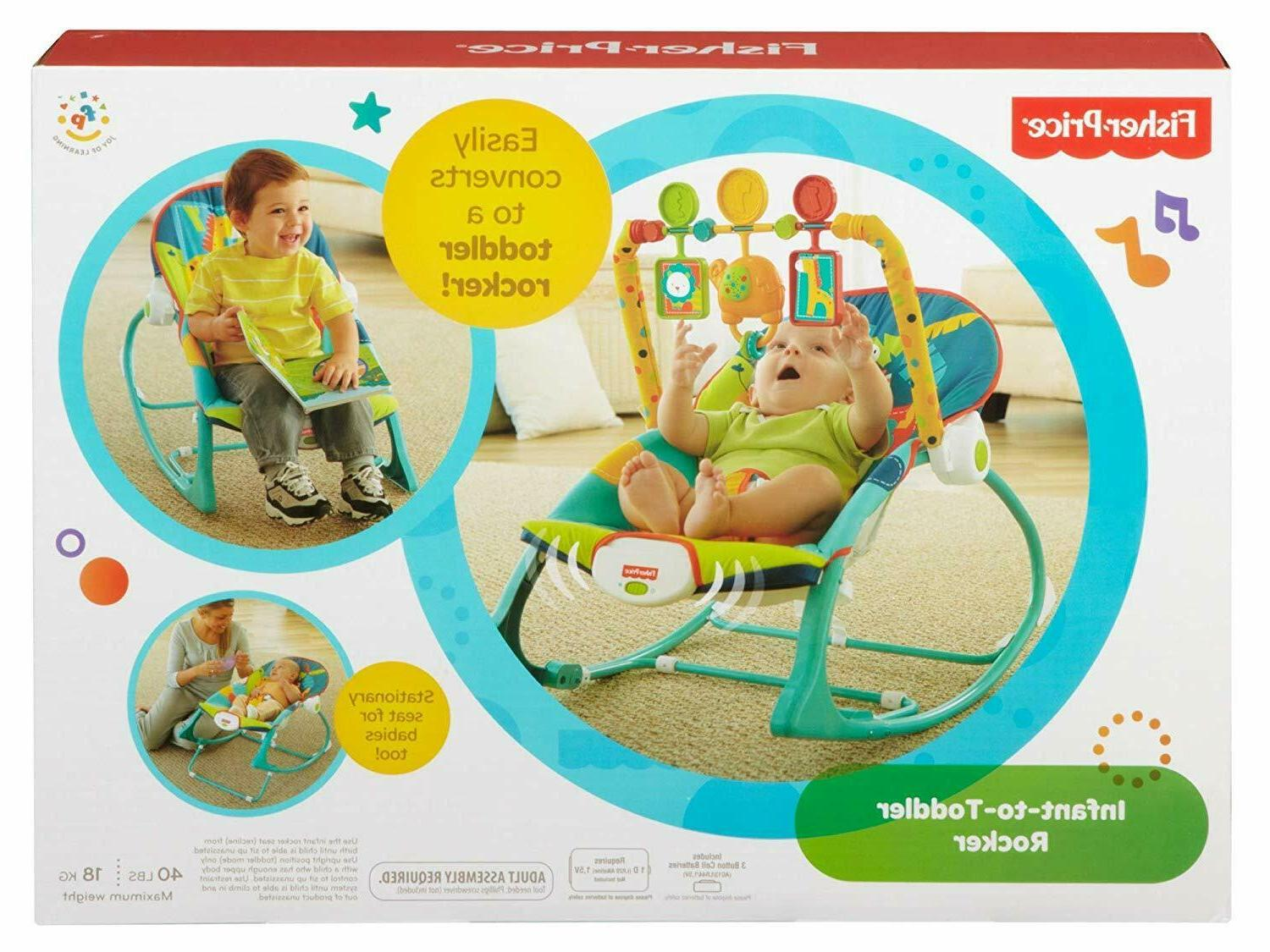 Infant Toddler Chair Circus