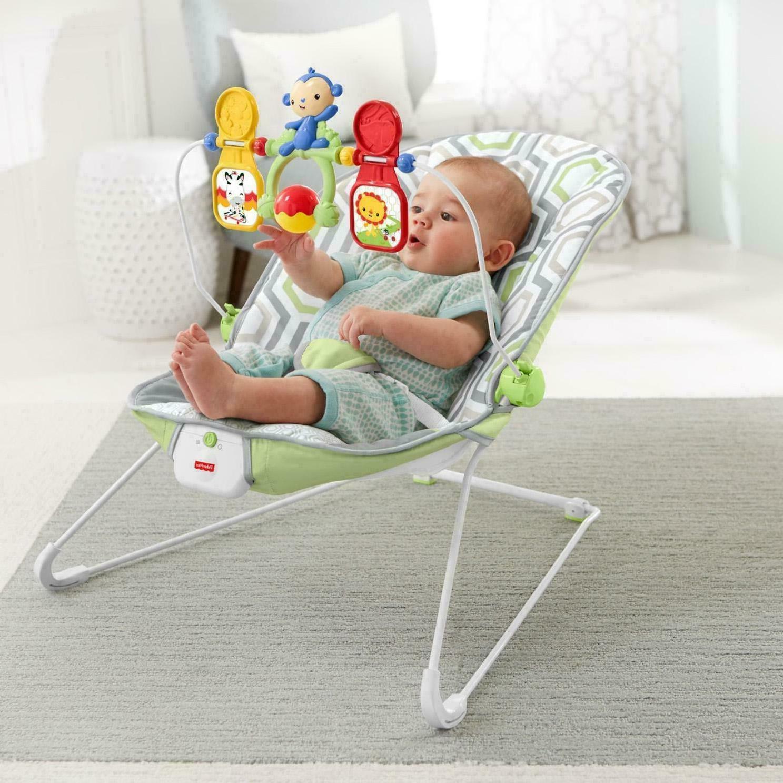 Infant to Toddler Rocker Baby Child Sleeper