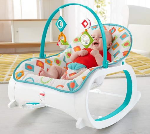 Infant To Toddler Bouncer Seat Baby Sleeper Swing