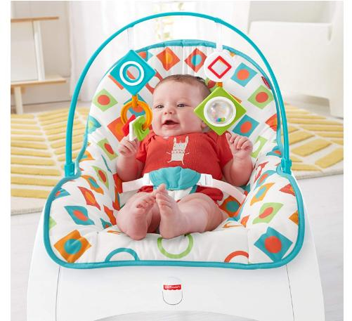 Infant Bouncer Sleeper Swing Toy Portable
