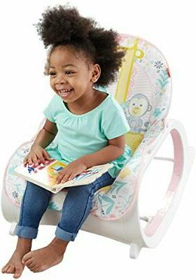 Infant-to-Toddler Rocker Seat Chair Bouncer For Newborn