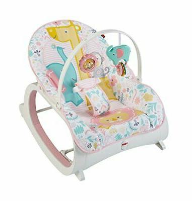 Infant-to-Toddler Rocker Seat For