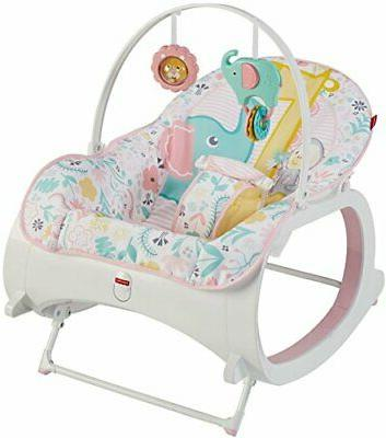 Infant-to-Toddler Seat Swing For