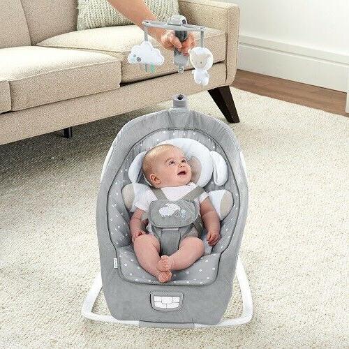 Swing Bouncer Seat Sleeper Chair