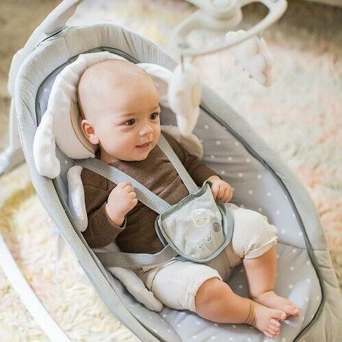 Infant Rocker Swing Seat Sleeper Chair